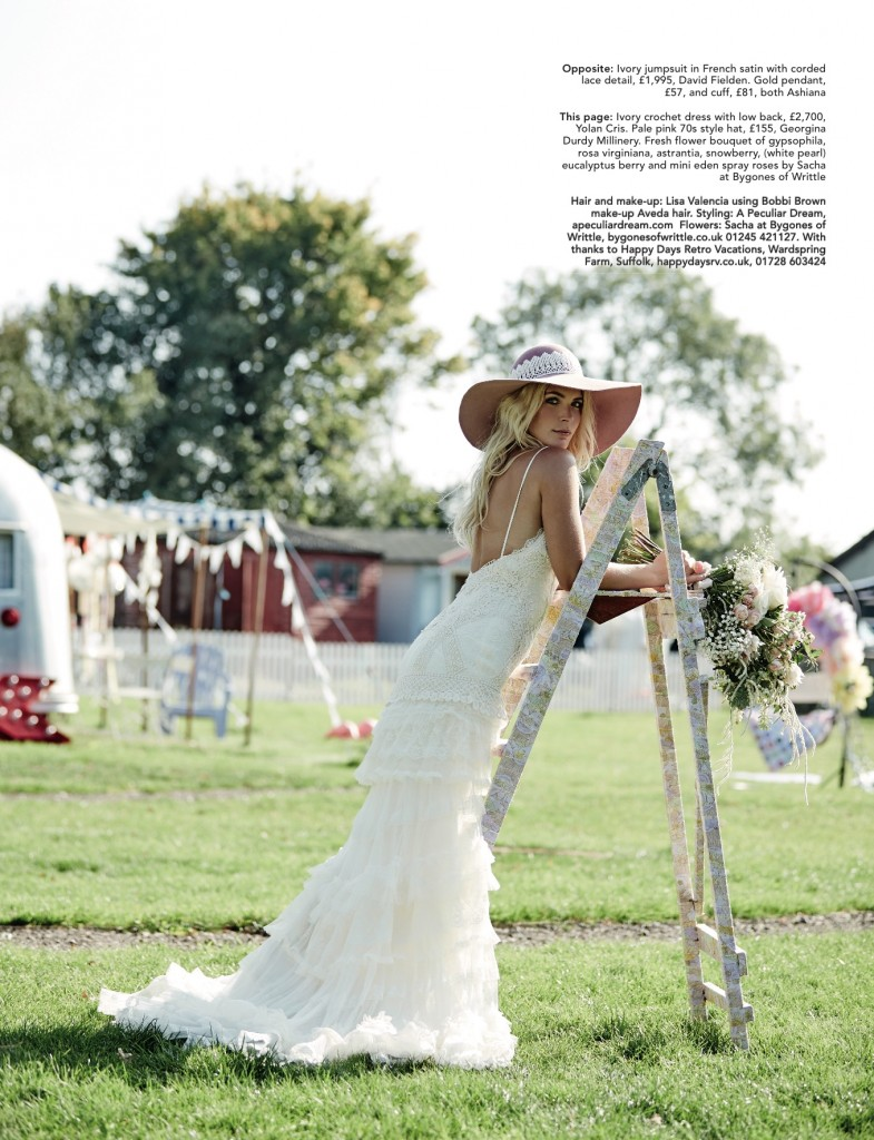 George Durdy Wedding Mag Feb16